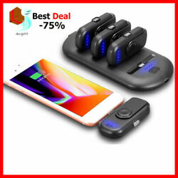 Portable Mobile Charging Magnetic Power Bank Mini Finger Mobile Power R5A2 $12.29