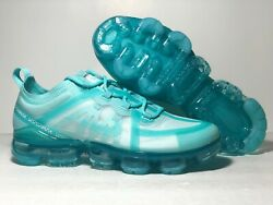 Nike Air Vapormax 2019 WMNS Running Shoes Teal Tint Turquoise SZ New CI9903-300 $124.99