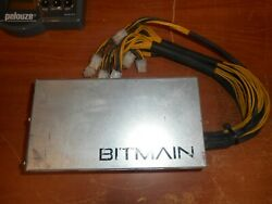 Bitmain APW3++ Switching Power Supply for Antminer Miner S9 L3+ D3 A3 T9 1600W $10.95