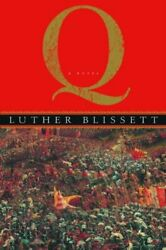 Q By Luther Blissett - Hardcover **Mint Condition** $20.75