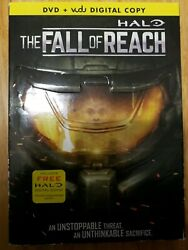 Halo - The Fall of Reach DVD 2015 -brand new $4.60