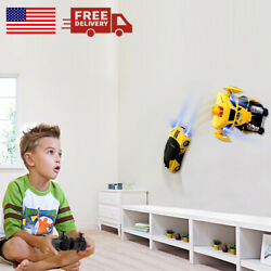 Educational Learning RC Car Toy on wall for Kids Boy Girl Age 3 4 5 6 7 Year Old $20.20
