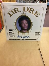 The Chronic [PA] [LP] by Dr. Dre (Vinyl May-2001 Death Row USA) Sealed!