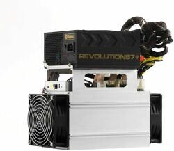 ANTMINER S7-LN 2.70THs Bitcoin Miner with Power Supply $129.99