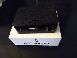 Bitmain AntRouter R1-LTC AntMiner Litecoin Asic Miner WiFi Router Pre-owned $40.00