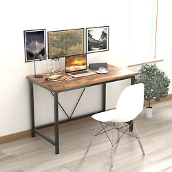 Computer Desk PC Laptop Table Study Workstation Wood Home Office Furniture $58.99
