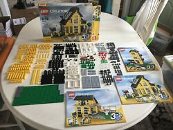 Lego Creator Beach House (4996) 100% Complete Set with Instruction Manuals  $45.00