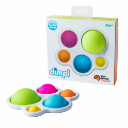 Fat Brain Toys Dimpl Baby Toy New $15.95