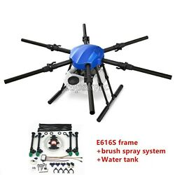 EFT E616S 16L Agricultural Drone Spraying Folding Frame Kit w/ Brush Sprying tps $1,141.59