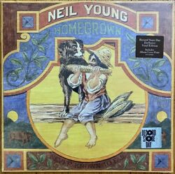 Neil Young Homegrown LP sealed Record Store Day Indie Exclusive + art print RSD $34.95