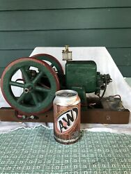 Minature Hit and Miss Gas Engine $1,800.00