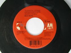 Aaron Neville The Grand Tour  Don't Take Away My Heaven 45 A&M 1993 $3.00