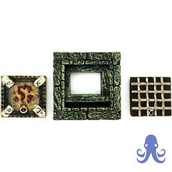 Dwarven Forge Trap Door Floor with Lattice and Eldritch Ward Factory Painted $12.50