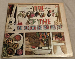 """The Mothers Of Invention The **** Of The Mothers 12"""" LP Vinyl Record •Good Con $15.75"""