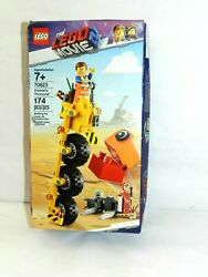 The LEGO Movie #70823 -2 EMMET'S THRICYCLE - Building Kit 174 Pcs. NEW $16.99