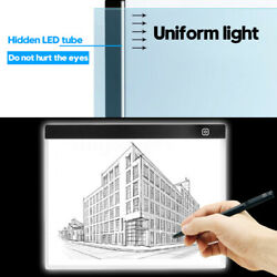 Eye-Protection A3 LED Light Pad Box Drawing let Tracing Tracer Copy Board   $25.40
