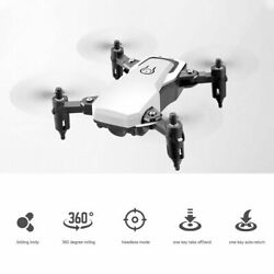 Mini Drone Selfie WIFI FPV with 4K HD Camera Foldable Arm RC Quadcopter Aircraft $29.99