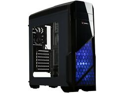 Rosewill NAUTILUS Gaming ATX Mid Tower Computer Case $59.99