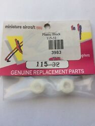 MA115 32 Miniature Aircraft RC Xcell Plastic Block New In Package 115 32 $1.59