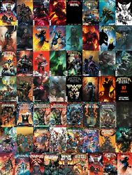 DC DEATH METAL 1-7, PLUS One-Offs ALL covers ALL 35 Variants SAR Sets Complete $5.99