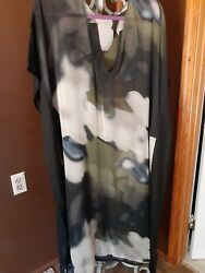 Womens Sheer Bathing Cover Up One Size fits most $19.99