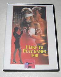 I Like to Play Games Too (1998) Maria Ford DVD RARE OOP $24.99