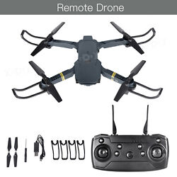 Foldable FPV RC Drone With 4K/500W/200W HD Camera 2.4G 6-Axis Quadcopter Gray US $36.99