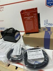 YE Series 1 Axis Closed Loop Stepper CNC Kit  Nema 34 Motor and drive CL86Y  $105.00