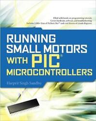 Running Small Motors with PIC Microcontrollers $28.80