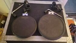 Roland Drum Pads - PD-8 and PD-9 with Mounts and Brackets $20.00
