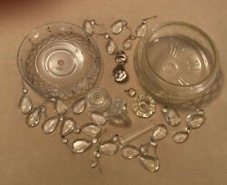Glass Chandelier Replacement Parts. $9.99