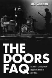 The Doors FAQ: All That's Left to Know about the Kings of Acid Rock $24.38