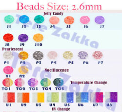 2.6mm 1000 Mini PERLER BEADS for Kids Gift GREAT 100 Colors + $2.29