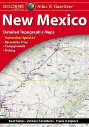 Delorme New Mexico Atlas amp; Gazetteer $18.69