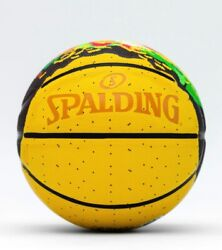 Spalding Street Taco Supreme Basketball ⚡️Ships Fast amp; Inflated $66.45