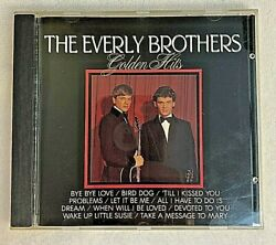 The Everly Brothers - Golden Hits CD Masters Made in West Germany MACD 61010 $11.99