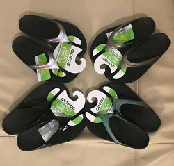 NEW Oofos OOlala Unisex Sandal Choose Size amp; Color $48.00