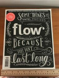 Flow Magazine Magazine Issue 12 A magazine that takes it's time $12.49
