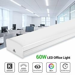 LED Shop Light Garage Fixture Ceiling Lamp LED Batten Tube Light 2FT 4FT 30W 60W $25.99