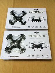 Phoenix Quadcopter Drone With Wi Fi Camera Sale For Two Drones $110.00