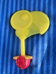 Evenflo Jungle Quest Baby Jumperoo Bird Teether Toy Replacement Part $9.99