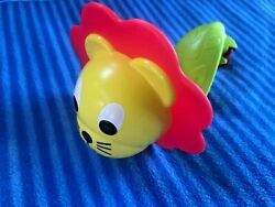 Evenflo Jungle Quest Baby Jumperoo Lion Head Toy Replacement Part $12.99