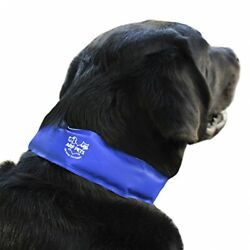 Arf Pets Dog Cooling Collar 100% Non Toxic Material Relieves Heat Stress $4.95