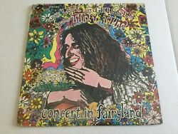TINY TIM With Love And Kisses Concert In Fairyland SEALED $19.98