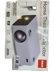 RCA Home Theatre Projector LED 1080p 150quot; RPJ136 New In 📦 $78.00