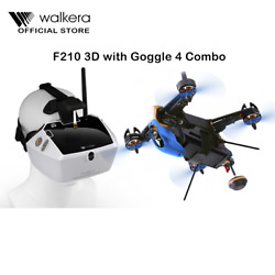 Walkera Racing drone F210 3D with Goggle 4 combo extra free battery FPV Camera $558.00