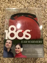 180s Ear Warmers Earmuffs Behind The Head Unisex One Size Fits All $15.00
