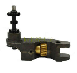 Turret Milling Head Parts Worm Worm Gear Cradle Feed Combination Assembly New $129.59