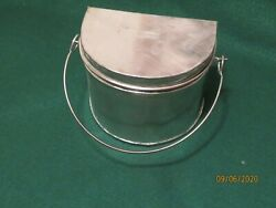 Mid 19th Century Tin Mess Kit and Cup $25.00