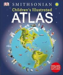 Children#x27;s Illustrated Atlas $8.24
